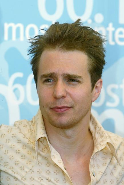 Sam Rockwell at the photocall of