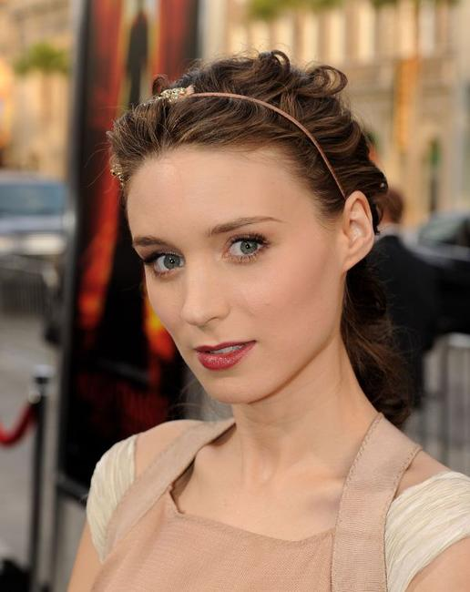 Rooney Mara at the California premiere of