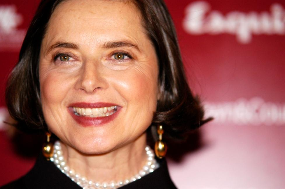 Isabella Rossellini at the