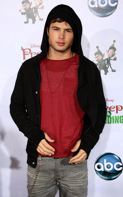 Cody Longo at the California premiere of