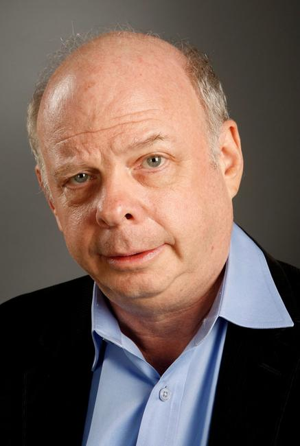 Wallace Shawn at the portrait studio during the AFI FEST 2007.