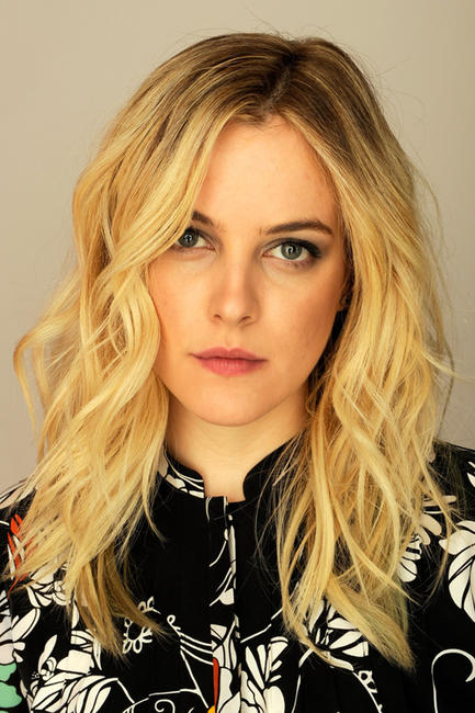 Riley Keough at the Cadillac Tribeca Press Lounge during the Tribeca Film Festival 2012 in New York.