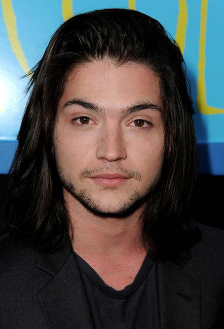 Thomas McDonell at the California premiere of