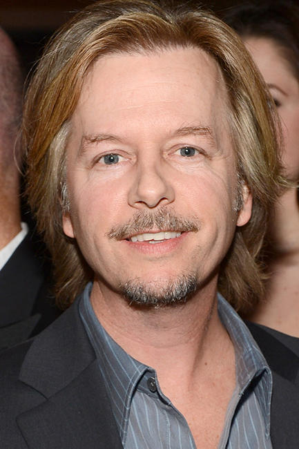 David Spade at a Pre-GRAMMY Gala and Salute to Industry Icons honoring L.A. Reid in L.A.