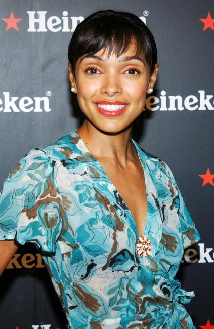 Tamara Taylor at the Upfront Week Closing Night Party.