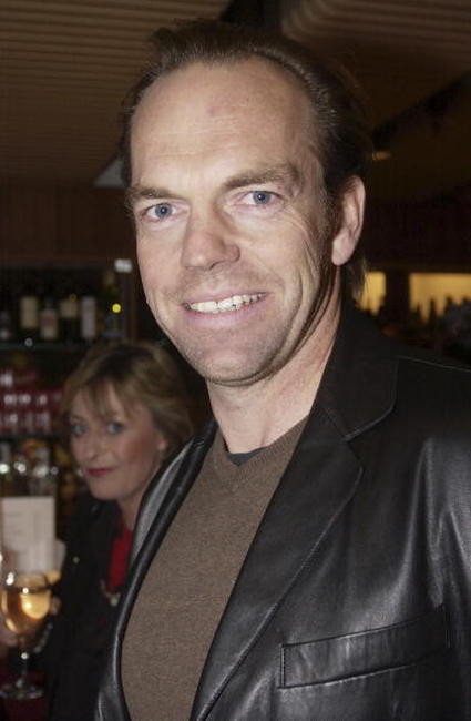 Hugo Weaving at the