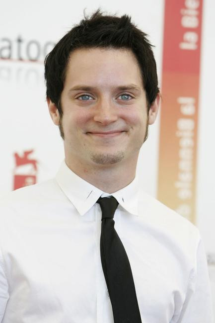 Elijah Wood at the 62nd Venice Film Festival for