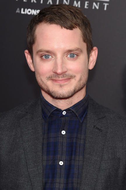 Elijah Wood at the New York premiere of