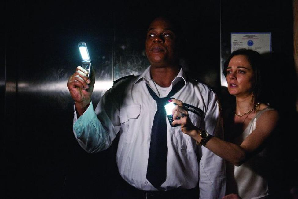 Bokeem Woodbine and Bojana Novakovic in