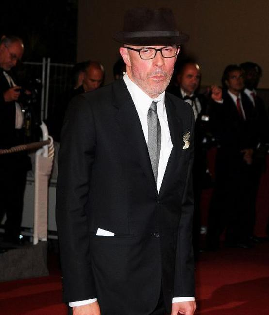Jacques Audiard at the premiere of