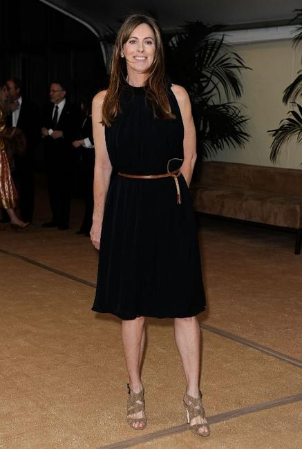 Kathryn Bigelow at the Academy of Motion Picture Arts and Sciences' Inaugural Governors Awards.