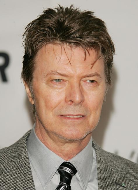 David Bowie at the Glamour Magazine's Glamour Women Of The Year Awards 2006.