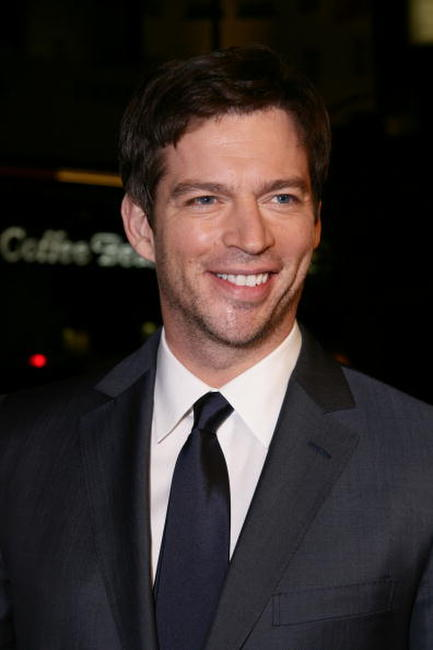 Harry Connick Jr. at the Hollywood premiere of