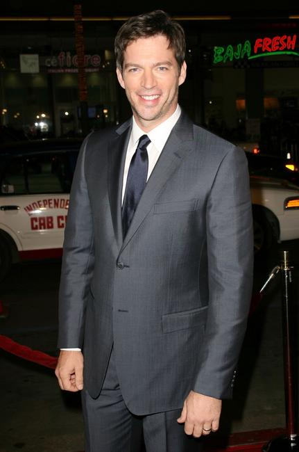 Harry Connick, Jr. at the premiere of