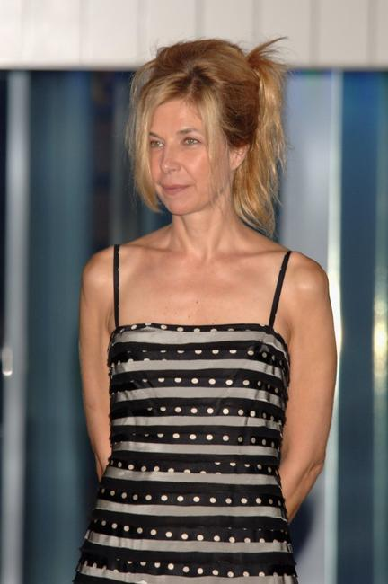 Sara Driver at the Closing Ceremony of 54th San Sebastian Film Festival.