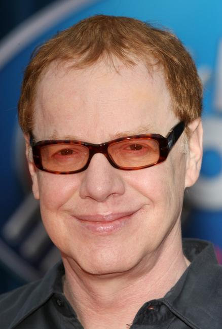 Danny Elfman at the film premiere of