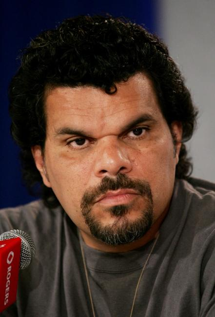 Luis Guzman at the press conference of