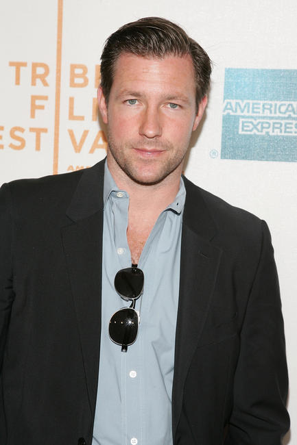 Ed Burns at the premiere of
