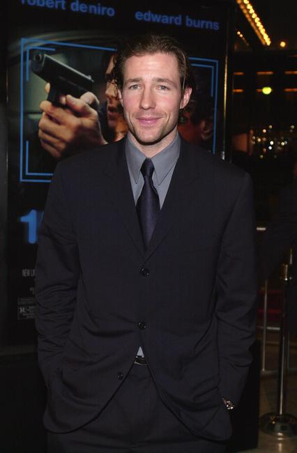 Edward Burns at the premiere of