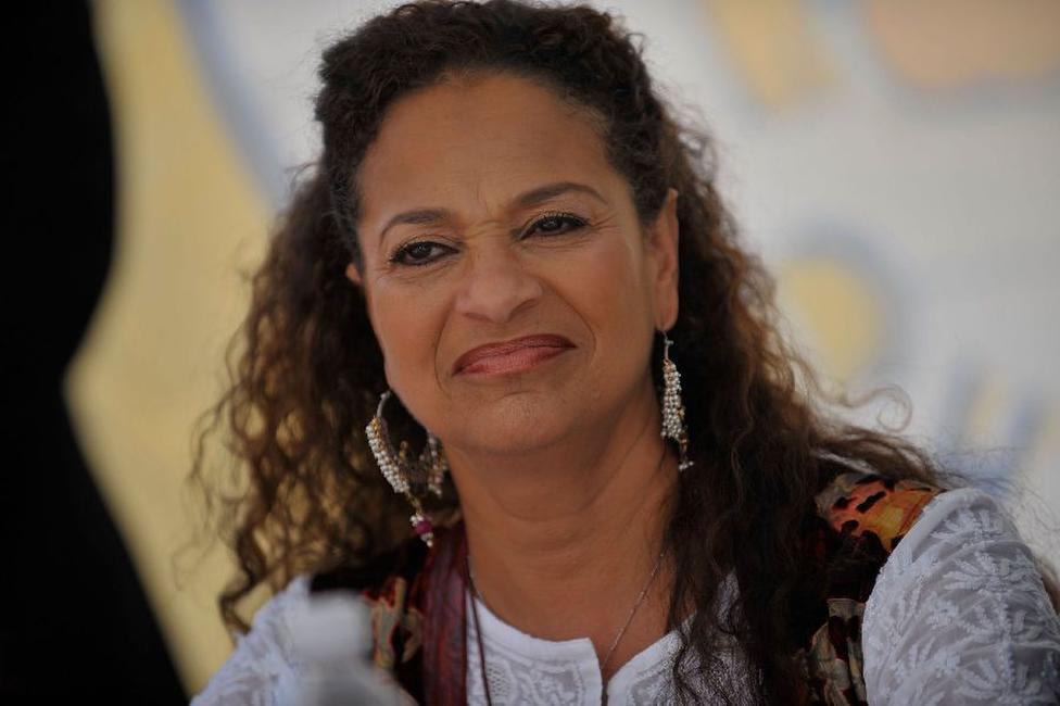 Debbie Allen at the grand finale of