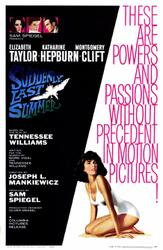 Suddenly, Last Summer showtimes and tickets