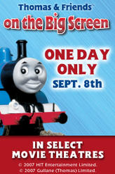 Thomas the Train showtimes and tickets