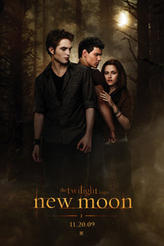 The Twilight Saga: New Moon showtimes and tickets