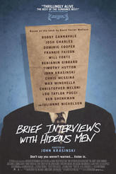 Brief Interviews With Hideous Men showtimes and tickets