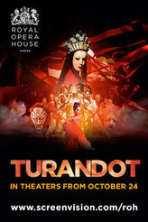 Turandot showtimes and tickets