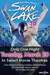 Matthew Bourne's Swan Lake in 3D showtimes and tickets