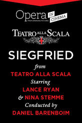 Siegfried - From La Scala showtimes and tickets