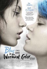 Blue Is the Warmest Color (La vie d'Adèle) showtimes and tickets