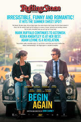 Begin Again showtimes and tickets