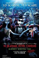 Tim Burton's The Nightmare Before Christmas in Disney Digital 3D showtimes and tickets