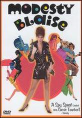 Modesty Blaise showtimes and tickets
