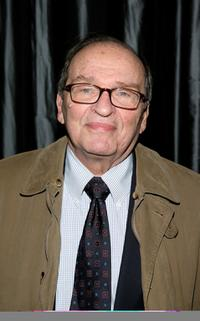 Sidney Lumet at the 2007 New York Film Critics Circle Awards at Spotlight.