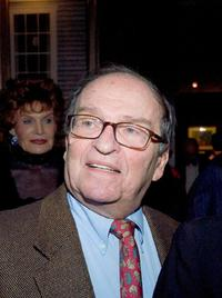 Sidney Lumet at the National Arts Club for the National Art Club Medal of Honor presentation for Tony Walton.