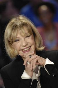 Jeanne Moreau at the Grand journal on French channel.