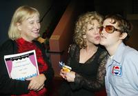 Nancy Allen, Meri Howard and Charlie Howard at the WeSparkle after party.