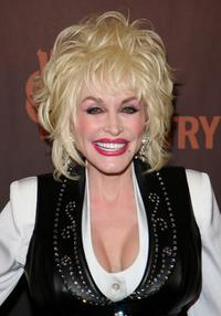 Dolly Parton at the Country Music Television's CMT Giants honoring Reba McEntire.