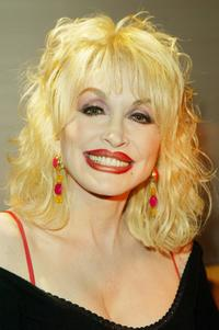 Dolly Parton at the Distinctive Assets