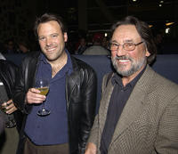 Wally Pfister and Vilmos Zsigmond at the 10th Anniversary celebration event for