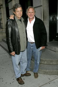 Barry Primus and Gary Swanson at the play