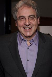 Harold Ramis at the Chicago premiere of
