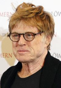 Robert Redford at the Berlin photocall of