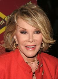 Joan Rivers at the premiere of
