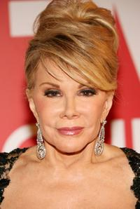 Joan Rivers at the 4th annual TV Guide after party celebrating Emmys 2006.