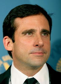 Steve Carell at the 59th annual Directors Guild Of America Awards in L.A.