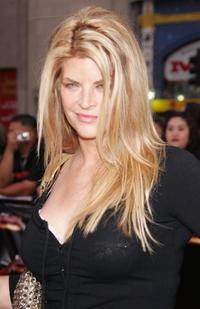 Kirstie Alley at the screening of