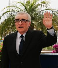 Martin Scorsese at the 60th International Cannes Film Festival.
